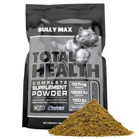 Bully Max Total Health Powder